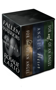 Fallen Warriors Box Set 1 - Cover