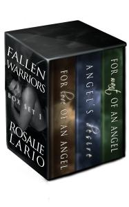 Fallen Warriors Box Set 1 - Cover
