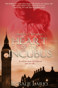 Review: Heart of the Incubus