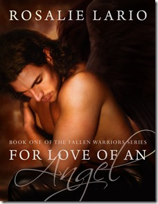 Cover - For Love of an Angel
